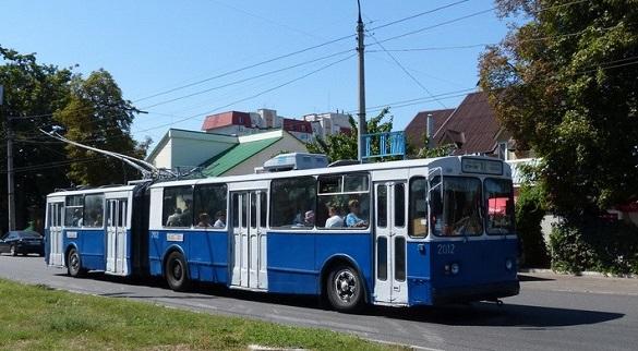 Жителі Черкас просять відновити один із тролейбусних маршрутів
