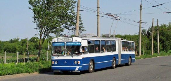 У Черкасах просять відновити рух тролейбусів до