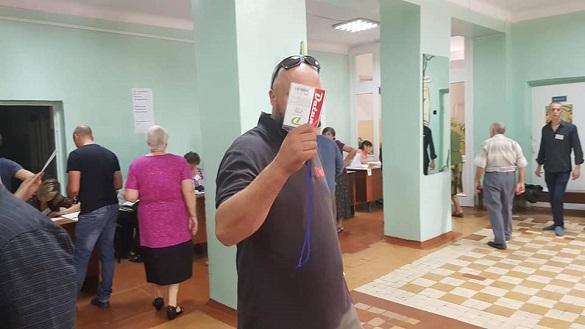 У Золотоноші на виборах фіксують присутність