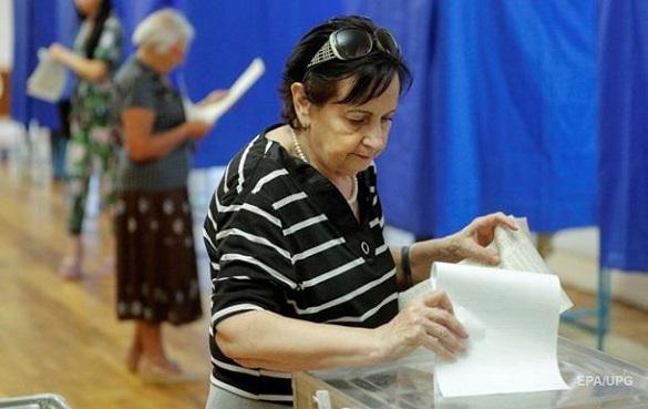 Стало відомо, скільки черкащан проголосували станом на 16-ту годину