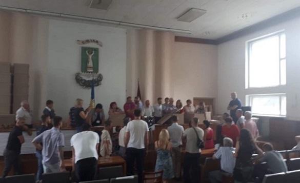 На одній із дільниць 198-ого округу Черкащини призначено перерахунок голосів