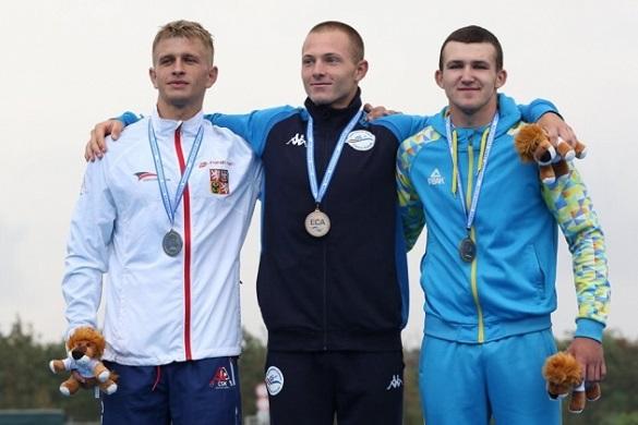 Черкащанин став чемпіоном Європи з веслування на байдарках та каное (ФОТО)