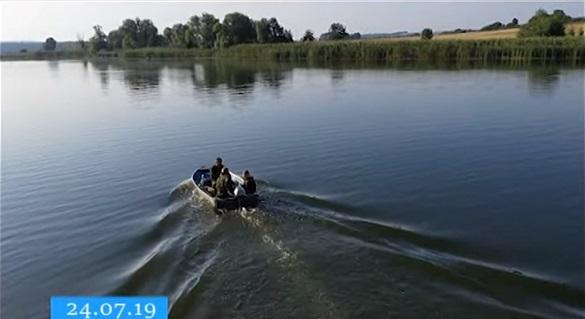 На Корсунщині місцеві почали самотужки й своїм коштом рятувати річку (ВІДЕО)