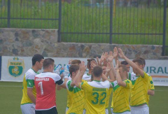 """Футбольна """"Черкащина"""": чим живе команда перед стартом у Першій лізі?"""