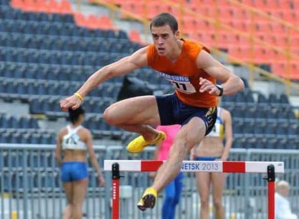 Черкащанин став чемпіоном України з легкої атлетики