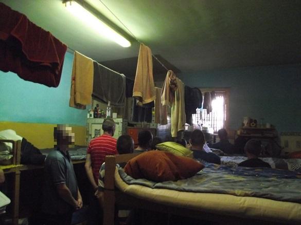 У Черкаському СІЗО грубо порушують права в'язнів