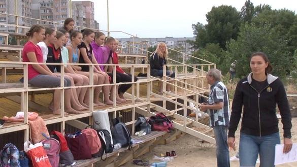 У Черкасах створили нову волейбольну команду (ВІДЕО)