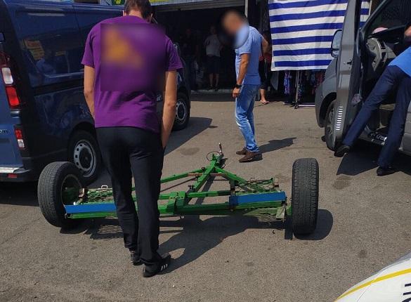 У Черкасах автомобіль наїхав на жінку (ФОТО)