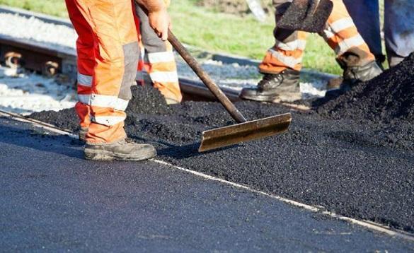 На Черкащині триває ремонт доріг державного значення (ВІДЕО)