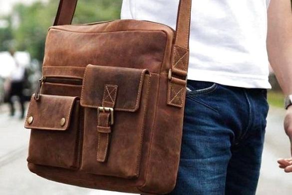 У Черкасах пропонують винагороду за знайдену сумку