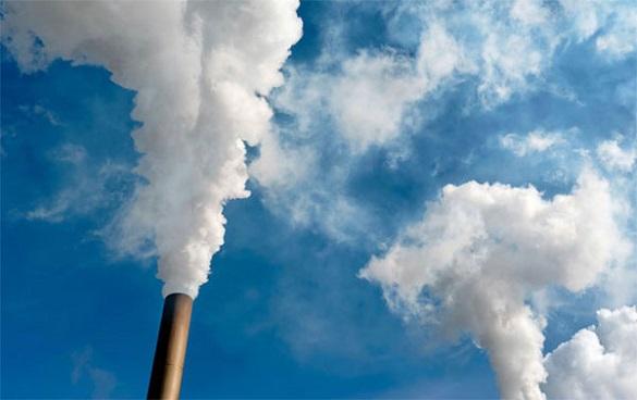 Яким повітрям дихають у Черкасах у теплий період часу