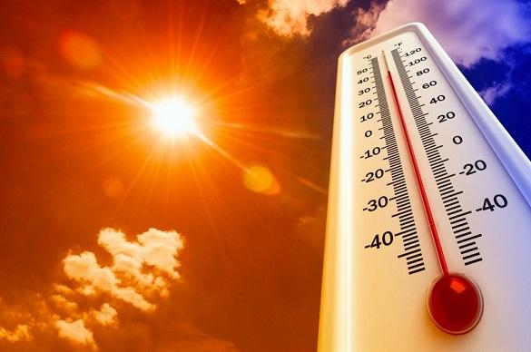 У Черкасах зафіксували температурний рекорд