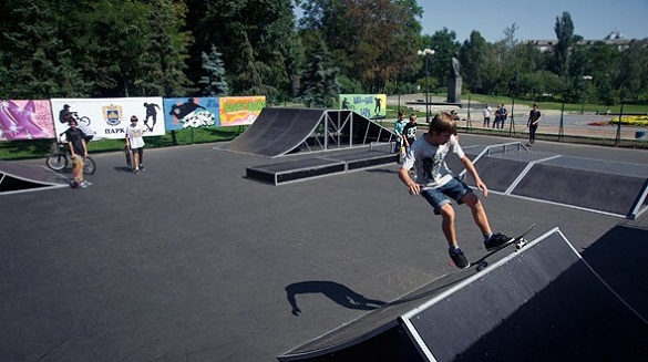 Жителі Черкас просять побудувати скейт-парк в одному з районів міста