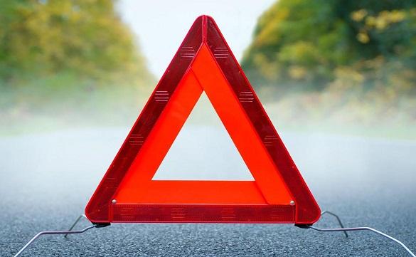 На Черкащині автівка злетіла в кювет: є постраждалі