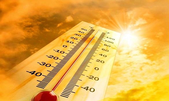 У Черкасах встановили новий температурний рекорд