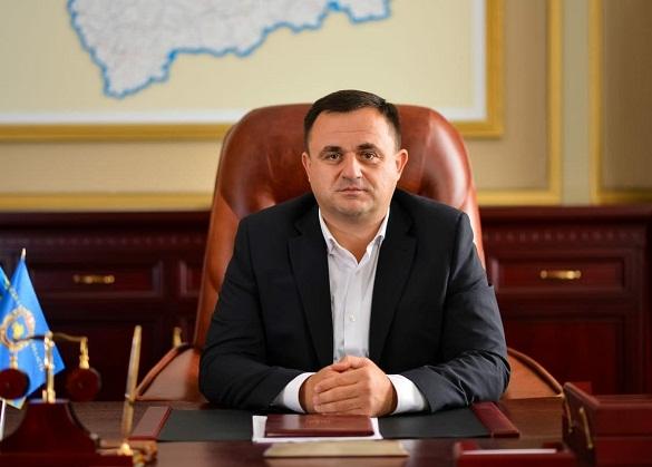Новий очільник Черкащини відповів на закиди про нерухомість в Росії