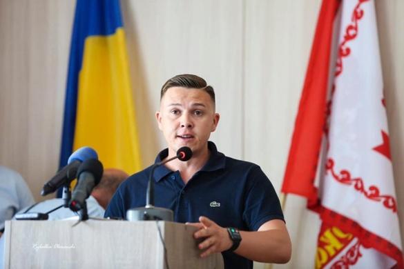 На сайті Черкаської облради видалили інформацію про депутата Ботнара