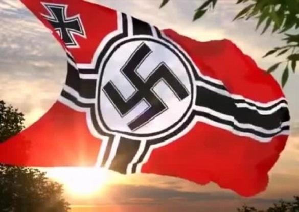 За прапор зі свастикою черкащанин отримав два роки умовно