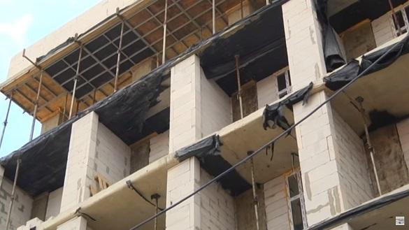 На смертельному будівництві в Умані працювали десятки неповнолітніх (ВІДЕО)