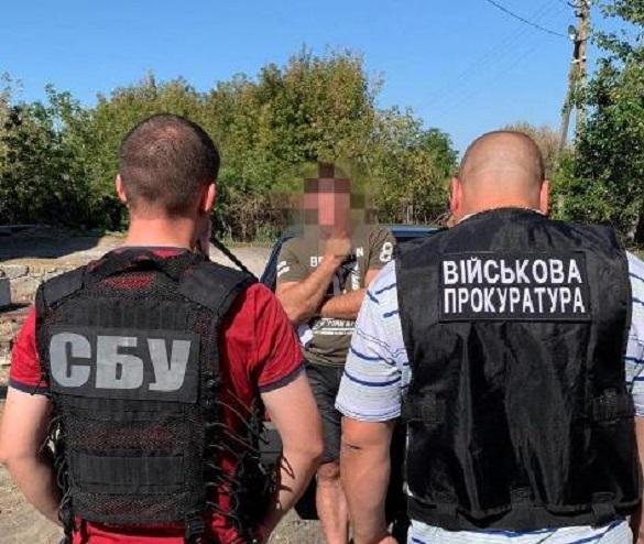 На Черкащині викрили посадовця-хабарника (ФОТО)