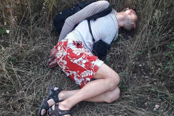 У Черкасах на полігоні спіймали чоловіка з наркотиками (ФОТО)