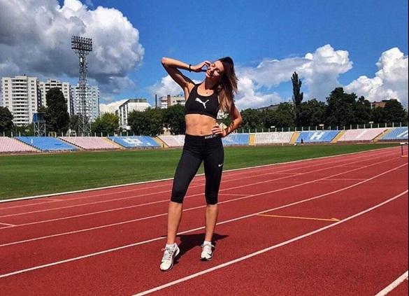 Молода черкащанка стала майстром спорту України з легкої атлетики