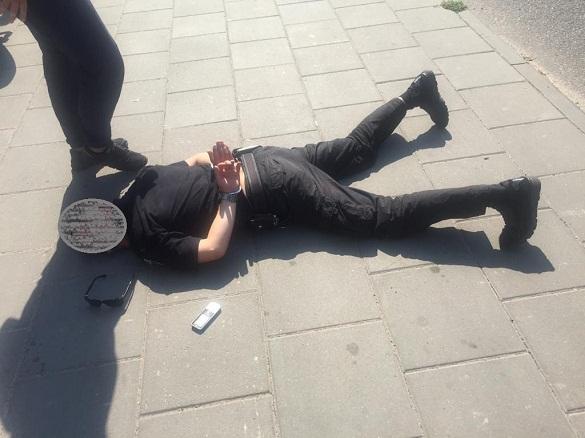 У Черкасах спіймали на хабарі інспектора патрульної поліції (ФОТО)