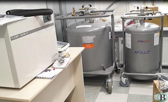 Черкаський онкодиспансер отримав унікальне обладнання, завдяки якому хворі на рак матимуть шанс на життя (ВІДЕО)