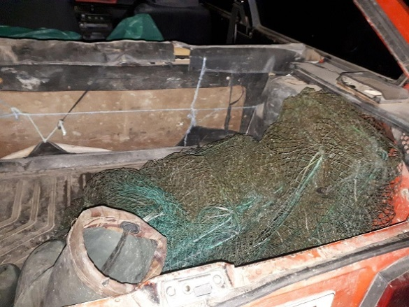 На Черкащині браконьєри наловили риби на 8 тисяч гривень (ФОТО)