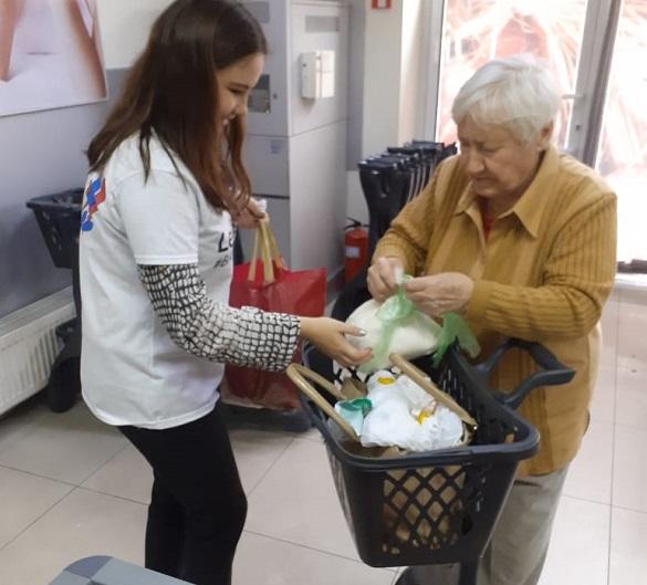 #Letshelpbabusya: на Черкащині долучилися до благодійного флешмобу