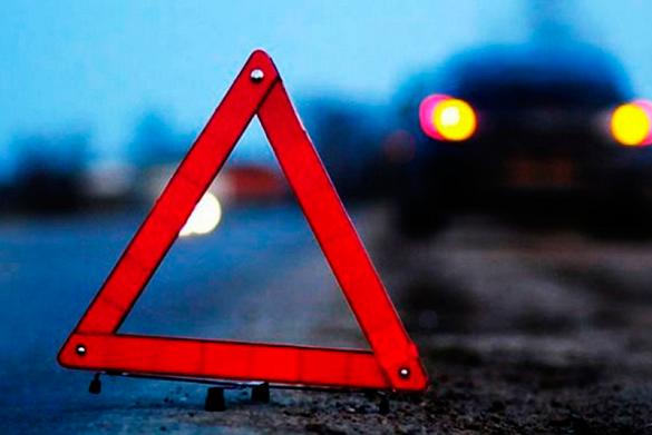 Уночі в центрі Черкас збили велосипедиста