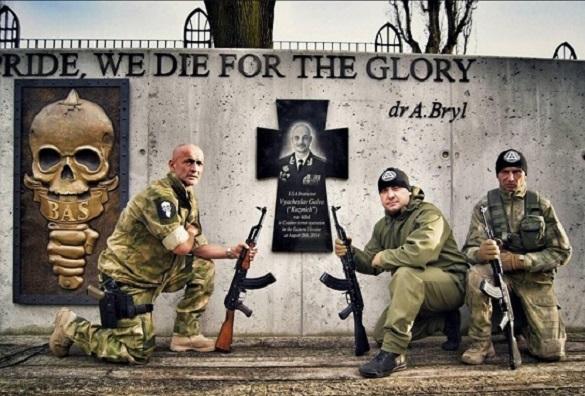 У Польщі встановили пам'ятний знак на честь полковника з Черкас