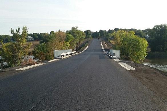 На Черкащині завершують ремонтувати дорогу держзначення