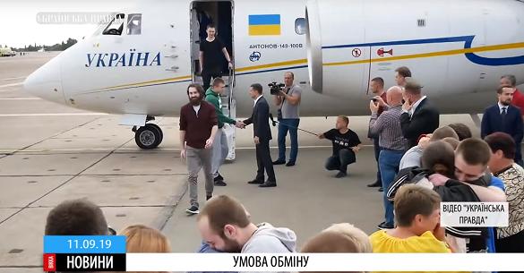 Черкаські моряки, попри звільнення, перебувають під слідством росіян (ВІДЕО)