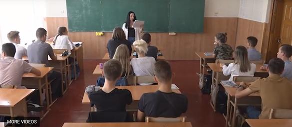В одній із черкаських шкіл уперше провели урок