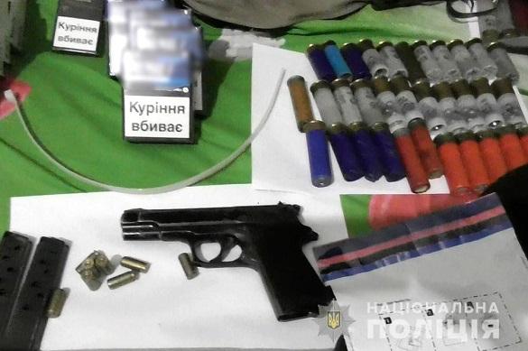 На Черкащині затримали злочинне угрупування, які зухвало напали на АЗС