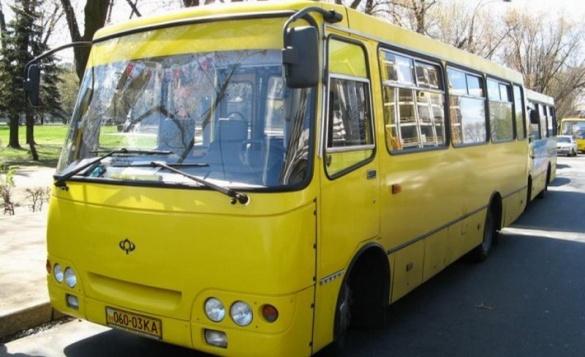Задля сполучення Митниці із Хімселищем у Черкасах збираються відновити один із маршрутів