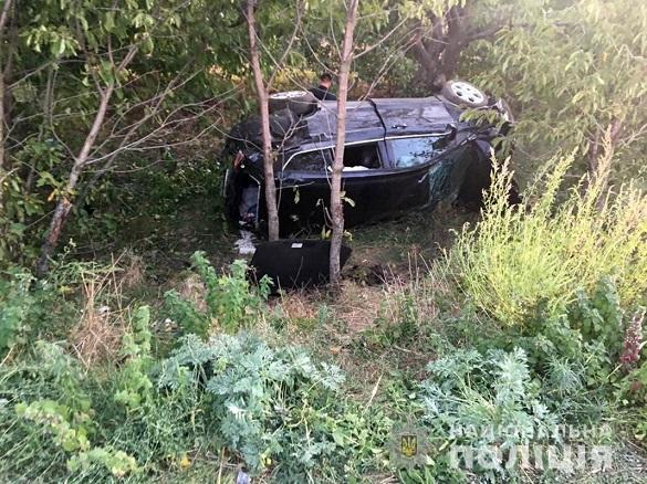 На Запоріжжі в ДТП загинула черкащанка: розшукуються свідки (ФОТО)