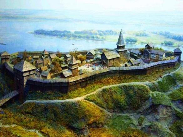 Як з'явилася назва міста Черкаси: шість версій