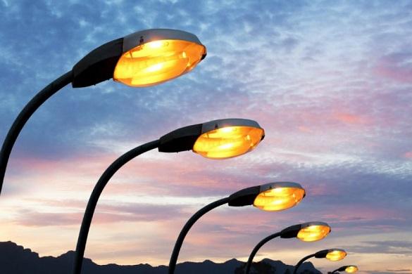 У Смілі замінили сотні ламп вуличного освітлення