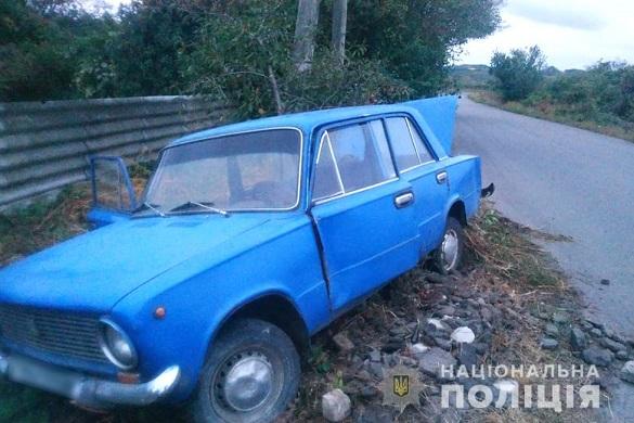На Черкащині знову спіймали автокрадіїв
