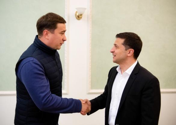 Зеленський призначив депутата Жашківської райради уповноваженим із земельних питань