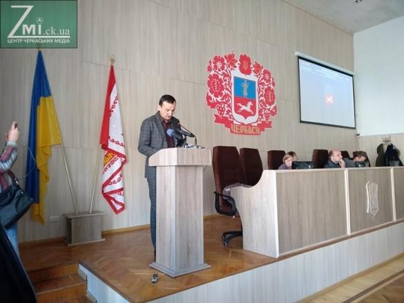 Проти касових апаратів. Черкаські депутати звернуться до парламенту на підтримку підприємців