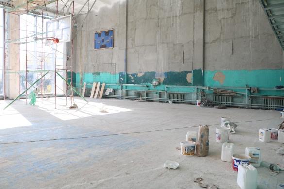 Уперше за роки незалежності в Черкасах ремонтують спорткомплекс на Центральному стадіоні