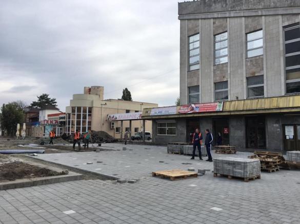 Мер анонсував оновлення візитівки Черкас (ФОТО)