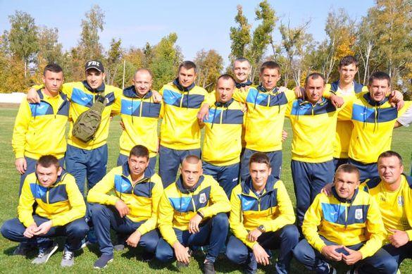 Підтримаємо наших: на День захисника черкаська команда гратиме в фіналі