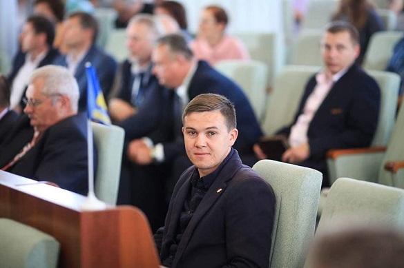 Ботнар у суді надав аргумент, що може бути черкаським чиновником та депутатом одночасно