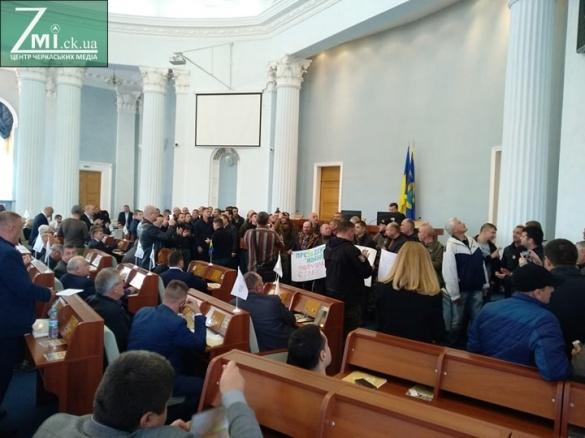 Стала шостою в Україні: Черкаська облрада виступила проти
