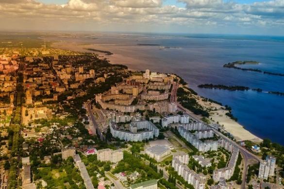 Черкаси можуть розкинутися на два береги Дніпра