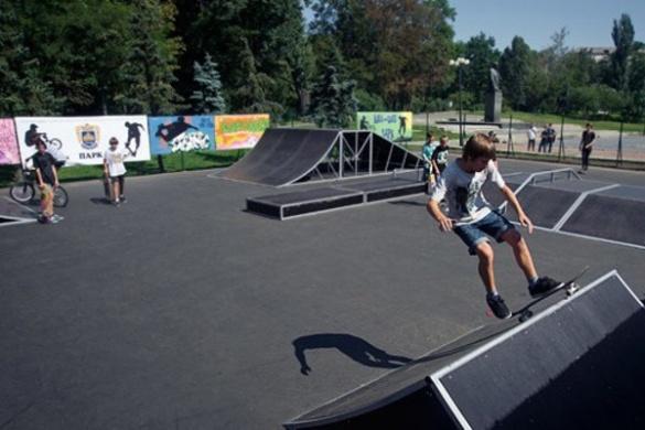 Не до скейтерів. Чому новий парк у Черкасах у цьому році не будуватимуть